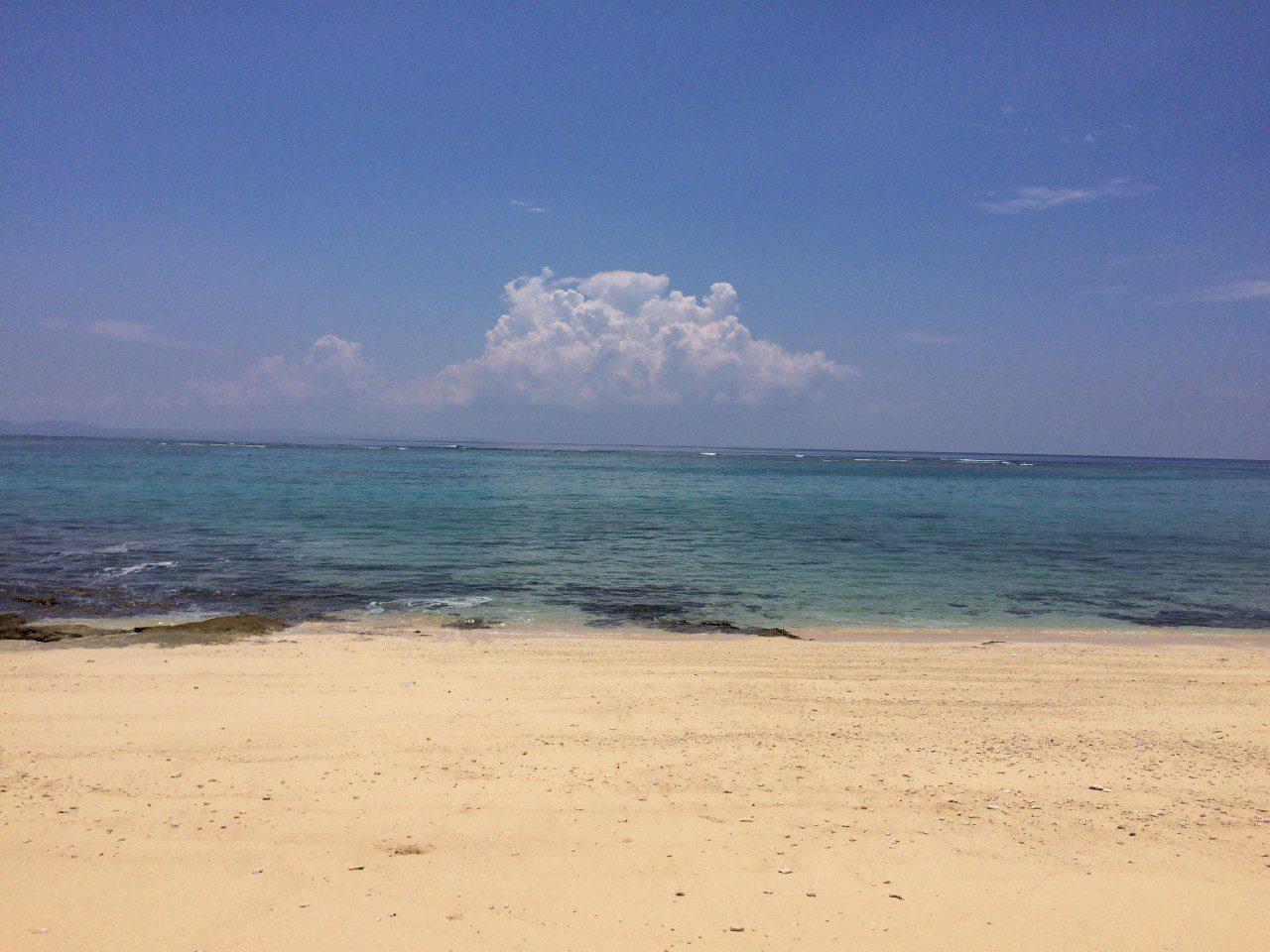 伊江島 ビーチ